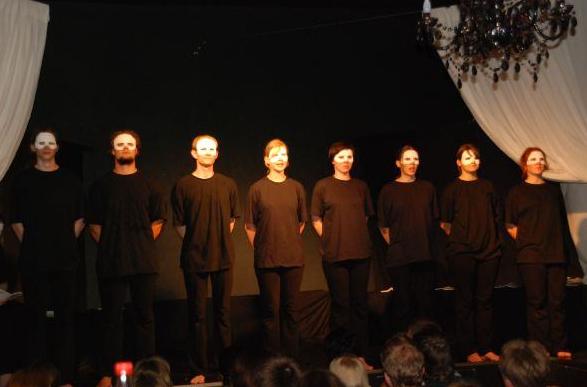 Adam Geist Chor | theater dreieck würzburg