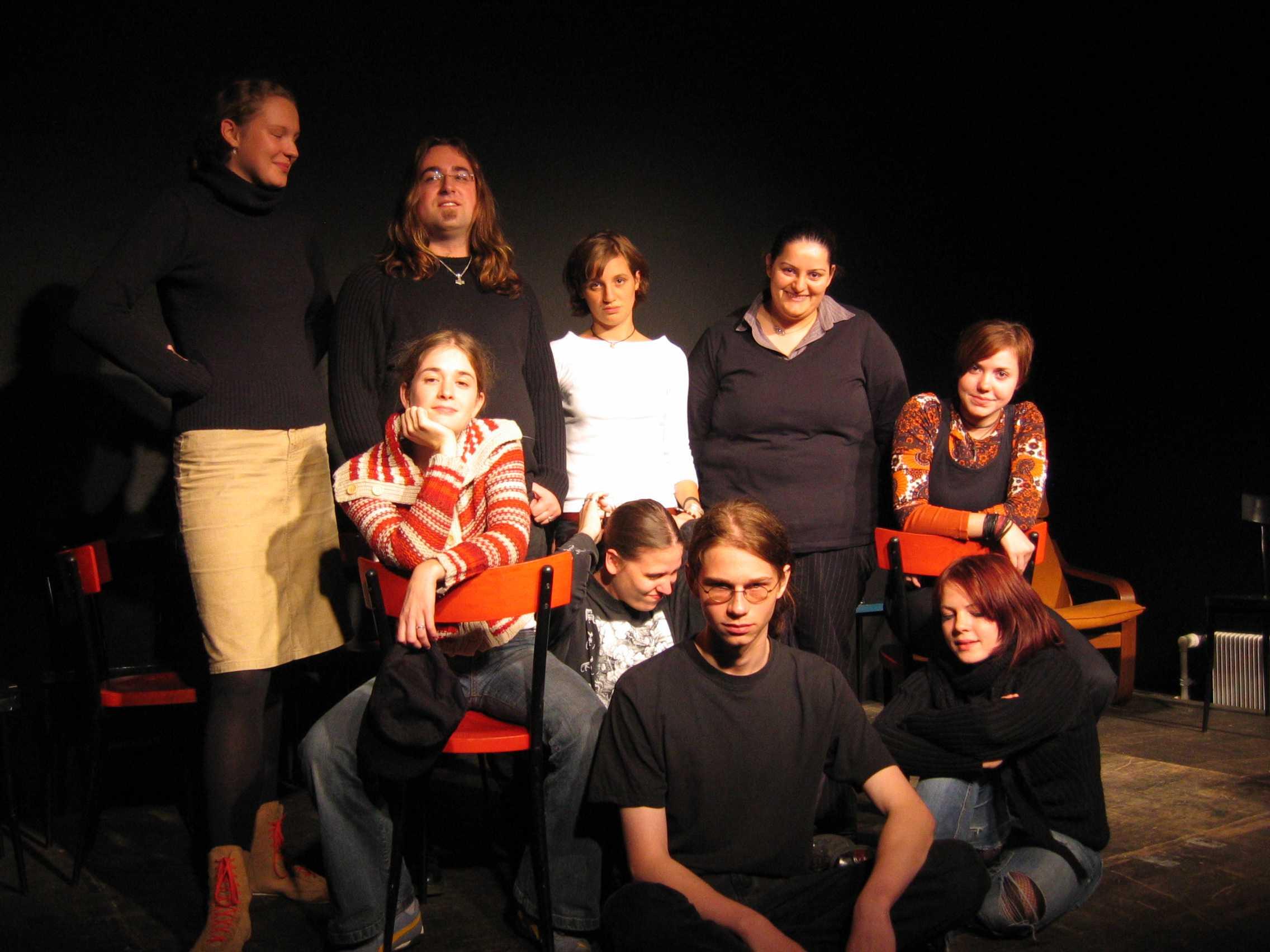 Germania: Tod in Berlin - theaterdreieck würzburg | Theater in würzburg