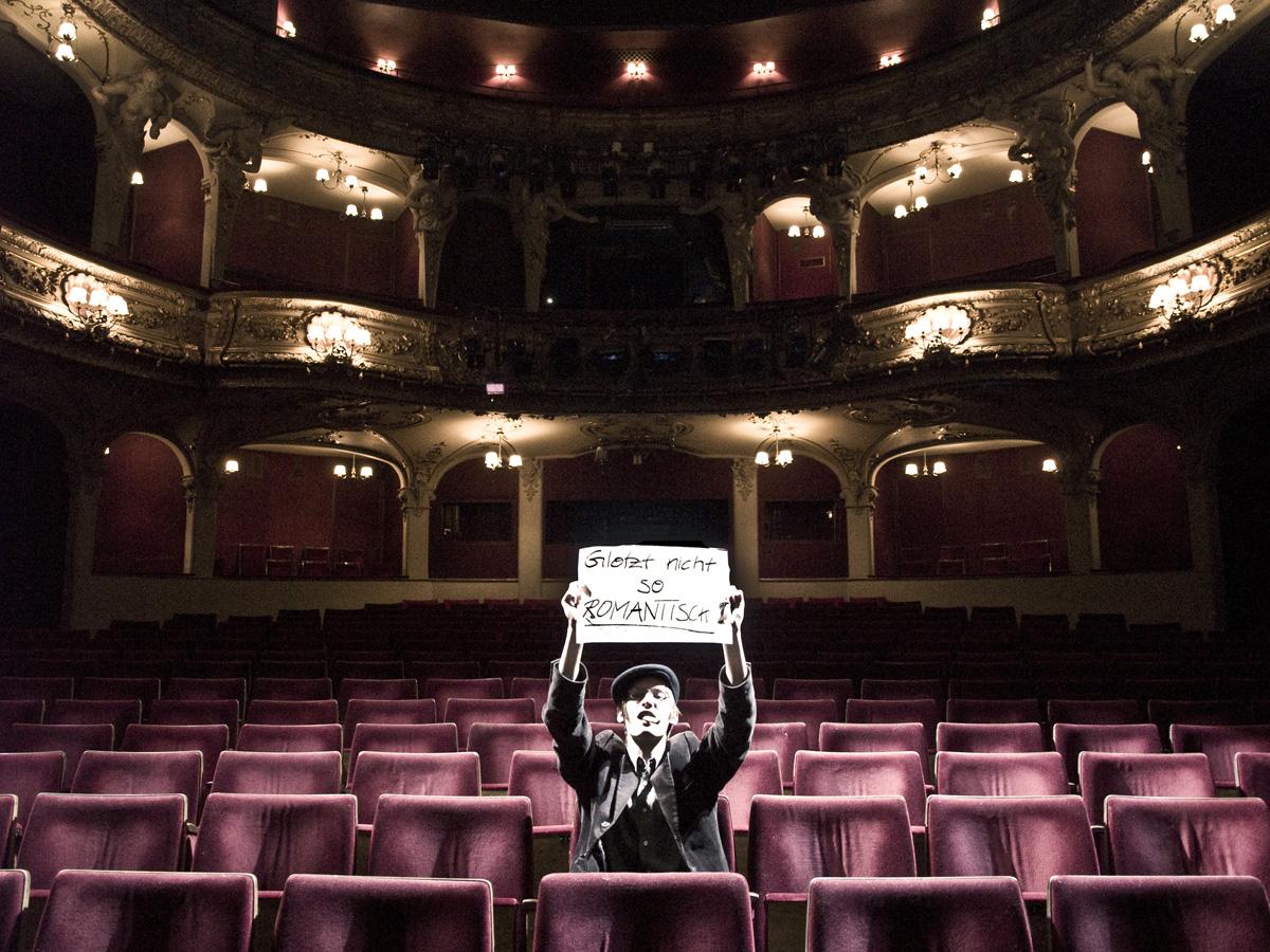 Schauspieler gesucht | theater dreieck würzburg