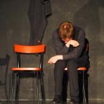 """Der Sohn in """"6 Personen suchen einen Autor"""" von Luigi Pirandello"""