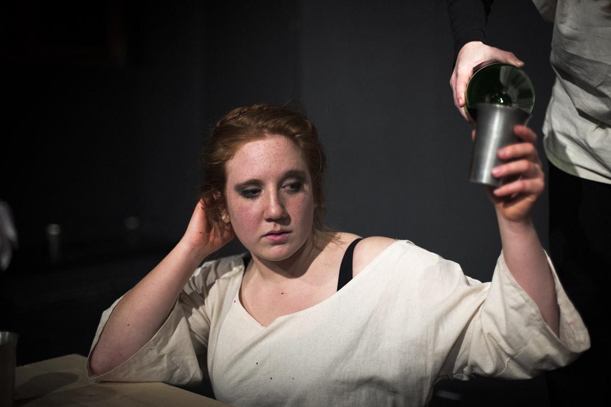 Vorstellung Macbeth // Philipp Damm